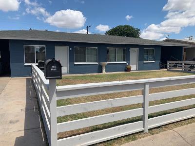 Gilbert Multi Family Home For Sale: 38 Elliot Road