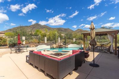 Cave Creek Single Family Home For Sale: 5740 E Sentinel Rock Road