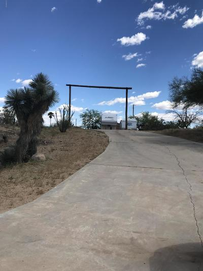 Wickenburg Single Family Home For Sale: 1605 N Little Stonehedge Ranch Road
