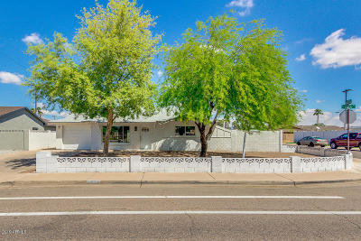 Scottsdale Single Family Home For Sale: 8412 E Oak Street