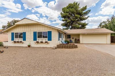 Phoenix Single Family Home For Sale: 3015 E Desert Cove Avenue