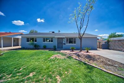Phoenix Single Family Home For Sale: 3133 W Dahlia Drive