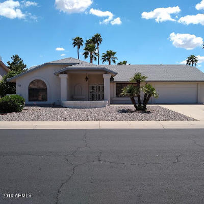Sun City West Rental For Rent: 13615 W Gable Hill Drive