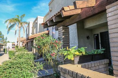 Phoenix Condo/Townhouse For Sale: 2315 W Union Hills Drive #125