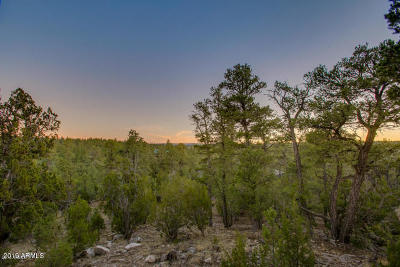 Heber AZ Residential Lots & Land For Sale: $59,777