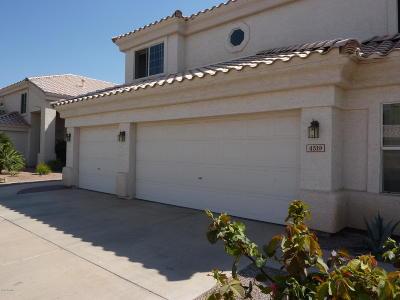 Gilbert Single Family Home For Sale: 4519 E Aspen Way