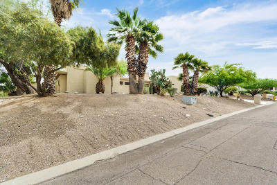 Fountain Hills Single Family Home UCB (Under Contract-Backups): 15173 E Palisades Boulevard