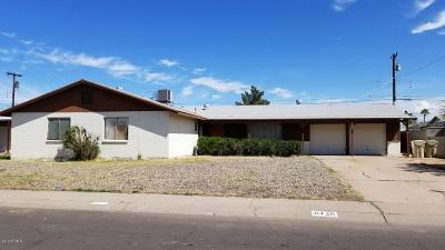 Glendale Single Family Home For Sale: 6426 W Colter Street