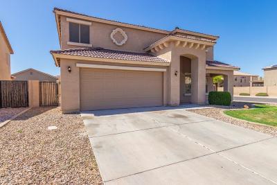 Casa Grande Single Family Home For Sale: 1577 E Jahns Drive