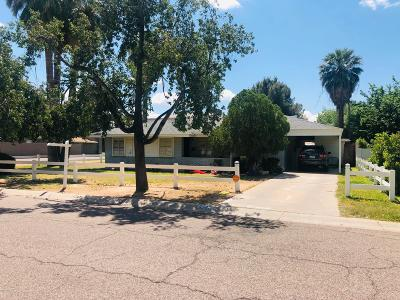 Phoenix Single Family Home For Sale: 4143 E Pinchot Avenue