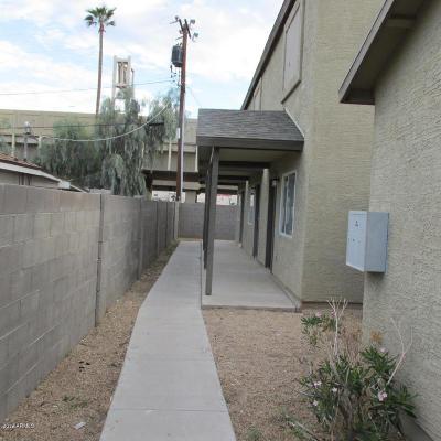 Phoenix Rental For Rent: 1637 W Culver Street #C