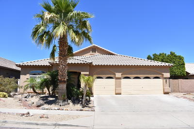 Phoenix Single Family Home For Sale: 912 E Beautiful Lane