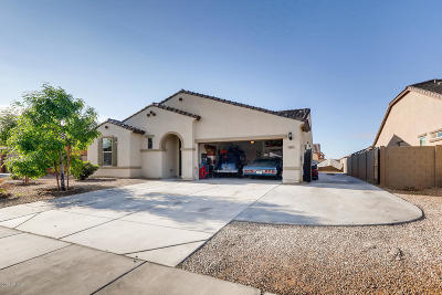 San Tan Valley Single Family Home For Sale: 1689 E Primavera Way