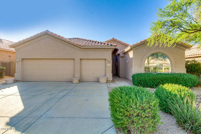 Scottsdale Single Family Home For Sale: 7711 E Thunderhawk Road