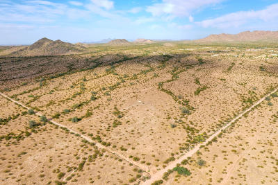 Casa Grande Residential Lots & Land For Sale: W Trading Post Road