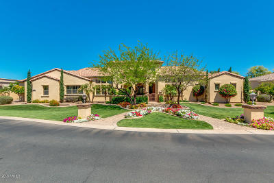Chandler Single Family Home For Sale: 2716 E Carob Drive