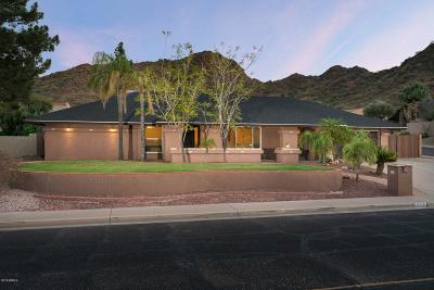 Phoenix Single Family Home For Sale: 2201 E Shea Boulevard