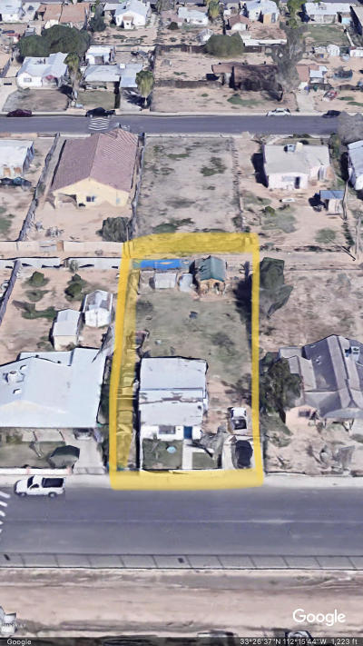 Tolleson Residential Lots & Land For Sale: 9402 W Jackson Street