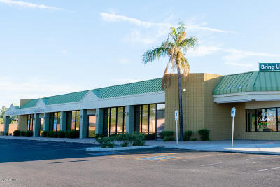 Mesa Commercial Lease For Lease: 4355 E University Drive