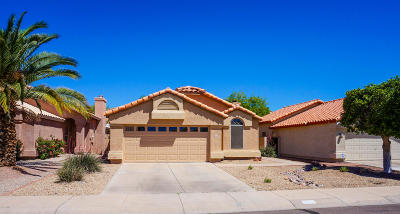 Tempe Single Family Home For Sale: 1068 W Myrna Lane
