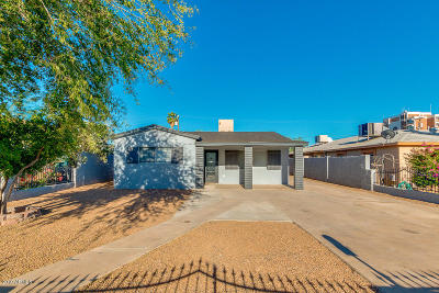 Phoenix Single Family Home For Sale: 1013 N 25th Street