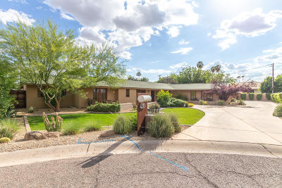 Single Family Home For Sale: 4210 N 63rd Place