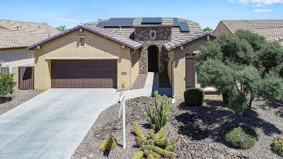 Goodyear Single Family Home For Sale: 16390 W Sheila Lane