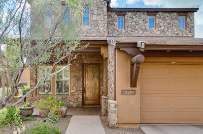 Scottsdale Single Family Home For Sale: 9253 E Canyon View Road