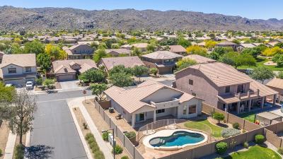 Phoenix Single Family Home For Sale: 1814 E Fawn Drive