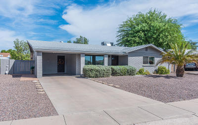 Apache Junction Single Family Home For Sale: 1672 W 13th Avenue