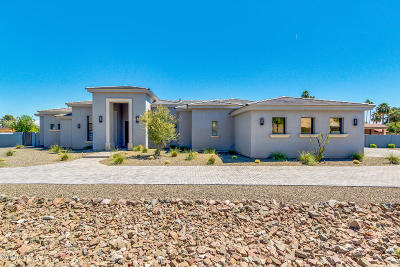 Tempe Single Family Home For Sale: 12219 S 70th Street