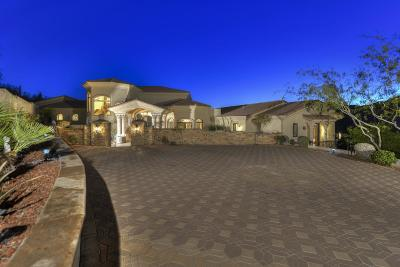 Paradise Valley AZ Single Family Home For Sale: $4,600,000