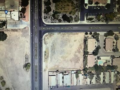 Mesa Residential Lots & Land For Sale: E McLellan Road