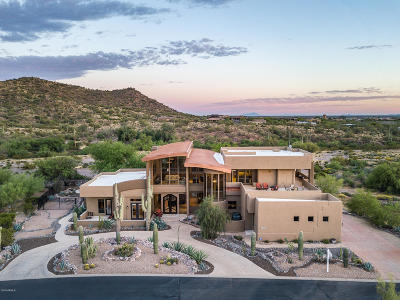 Gold Canyon AZ Single Family Home For Sale: $1,188,000