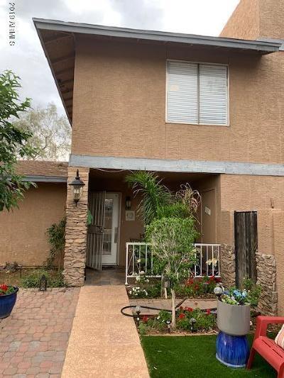 Phoenix Condo/Townhouse For Sale: 6912 W Devonshire Avenue #1274