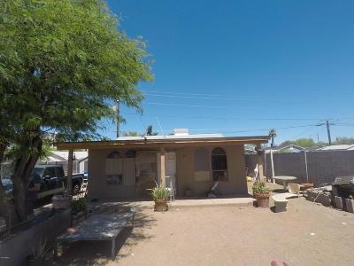 Phoenix Single Family Home For Sale: 1224 E Portland Street