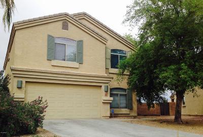 Maricopa AZ Single Family Home For Sale: $195,000