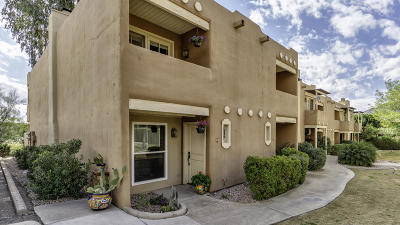 Phoenix Condo/Townhouse For Sale: 1425 E Desert Cove Avenue #44