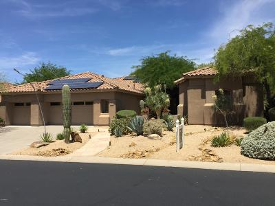 Scottsdale Single Family Home For Sale: 13446 E Sorrel Lane