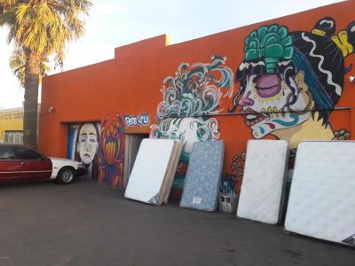 Phoenix Commercial For Sale: 2827 W Buckeye Road