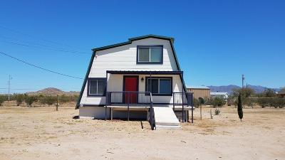 Buckeye Single Family Home For Sale: 19728 W Teepee Road