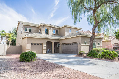 Gilbert AZ Single Family Home For Sale: $467,000