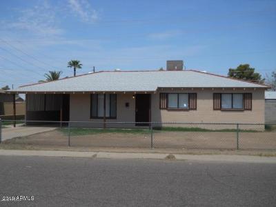 Phoenix Single Family Home For Sale: 3230 W San Miguel Avenue