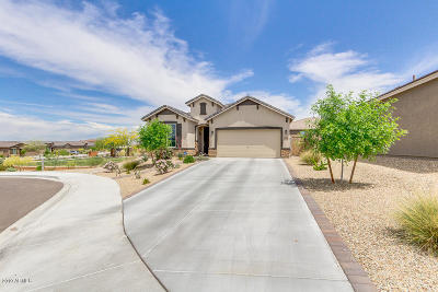 Goodyear Single Family Home For Sale: 17438 W Eagle Court