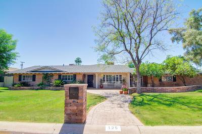 Phoenix Single Family Home For Sale: 125 E Desert Park Lane