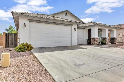 Laveen Single Family Home UCB (Under Contract-Backups): 7229 S 73rd Drive