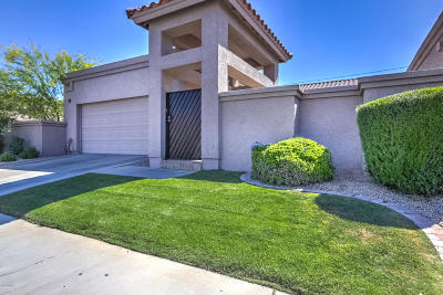 Scottsdale Single Family Home For Sale: 7593 N Via De La Luna
