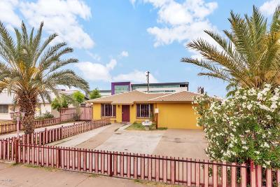 Phoenix Single Family Home For Sale: 2606 W Mariposa Street