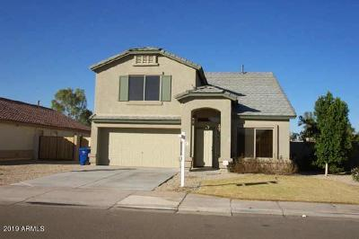 Mesa Single Family Home UCB (Under Contract-Backups): 324 E Inglewood Street