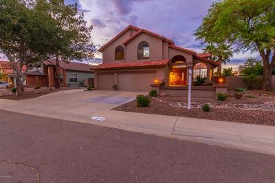 Tempe Single Family Home For Sale: 2022 E Diamond Drive